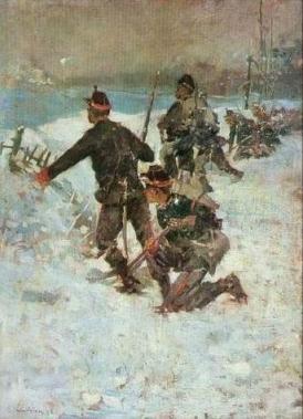 Ștefan Luchian - Inainte, baieti