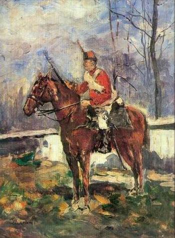 Ștefan Luchian - Rosior