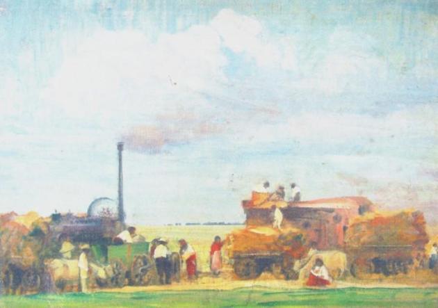 Ștefan Popescu - Treieriş la Răduceşti