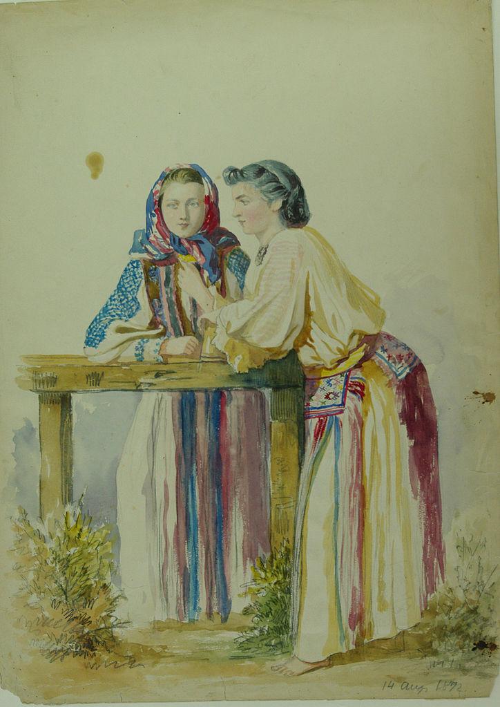 Carol Popp de Szathmari - Bănăţence