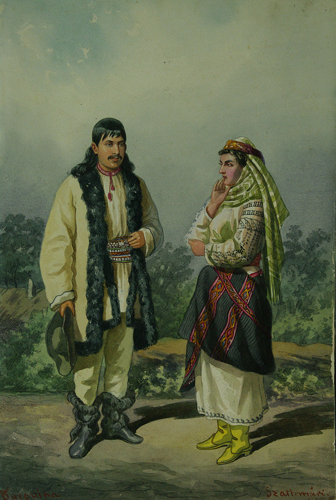 Carol Popp de Szathmari - Bucovina