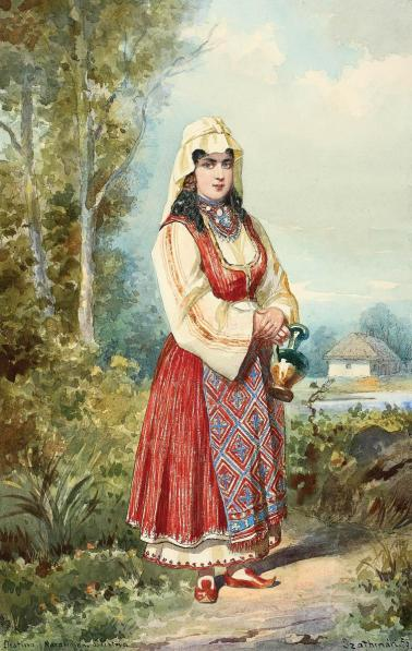 Carol Popp de Szathmari - Către izvor