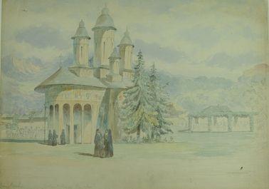 Carol Popp de Szathmari - Poiana Mĕrului