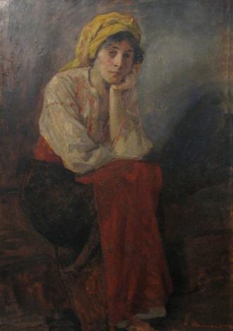 Nicolae Vermont - Taranaca sezand