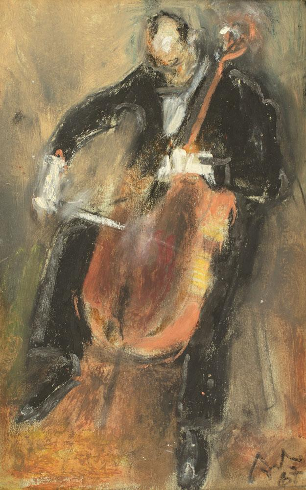 Corneliu Baba - Studiu pentru Concert de violoncel