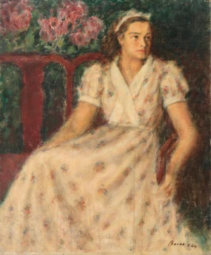 Dimitrie Berea – Lizuca în grădină