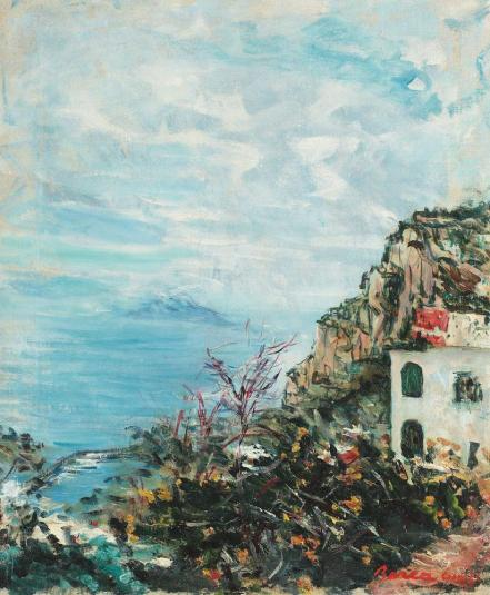 Dimitrie Berea - Marea la Capri