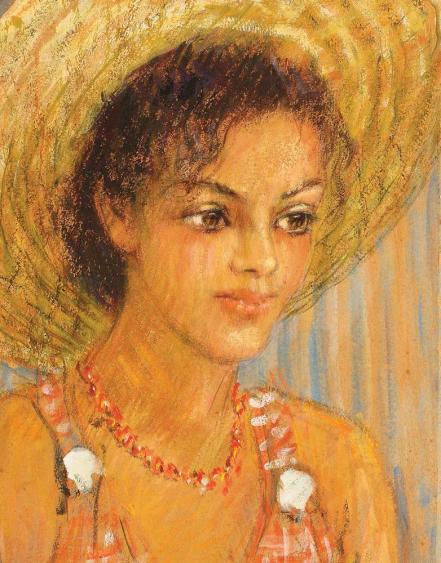 Dimitrie Berea – Portretul Lizicăi