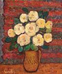 Dumitru Ghiaţă - Cană cu trandafiri