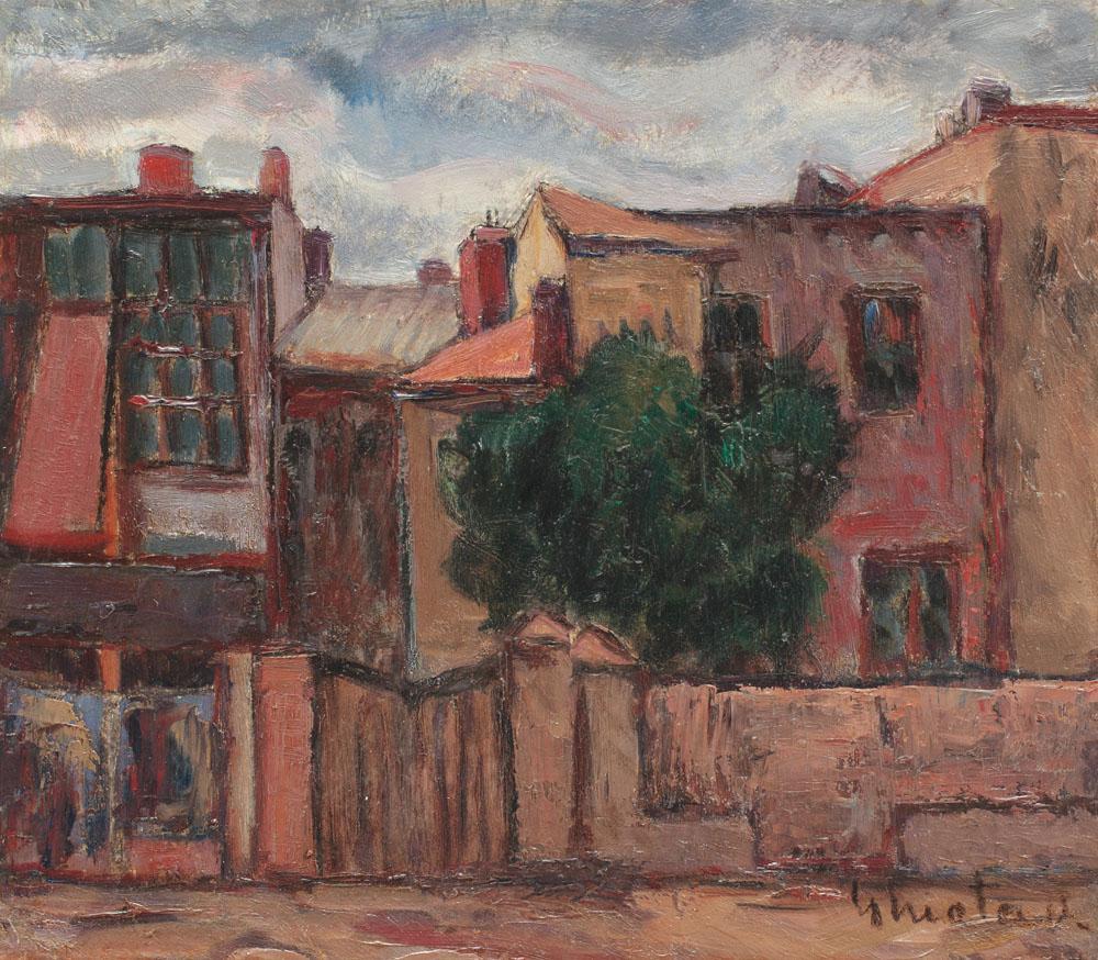 Dumitru Ghiaţă - Case vechi din Bucureşti