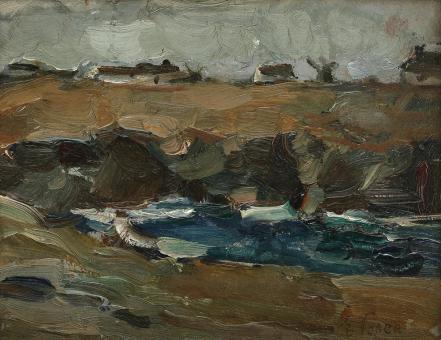 Elena Popea - Țărm normand