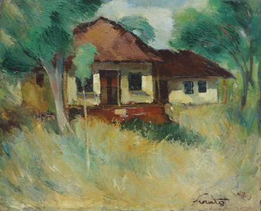 Francisc Șirato - Case dobrogene