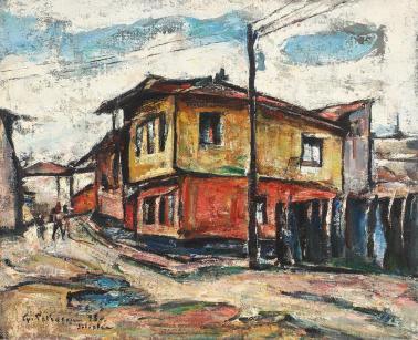 Gheorghe Petrașcu - Case la Silistra