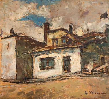 Gheorghe Petrașcu - Case