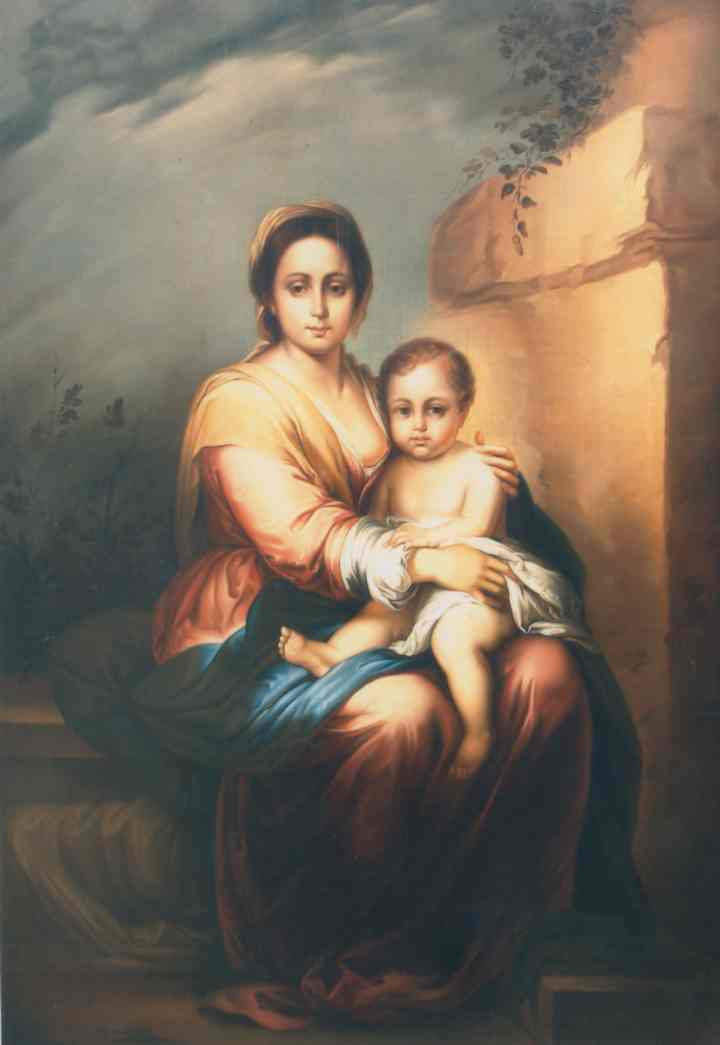 Gheorghe Tattarescu - Maternitate