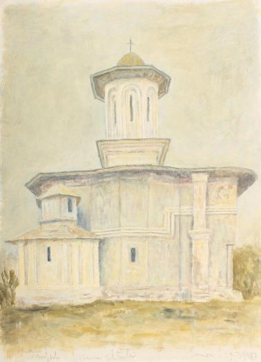 Horia Bernea - Schitul din Inoteşti