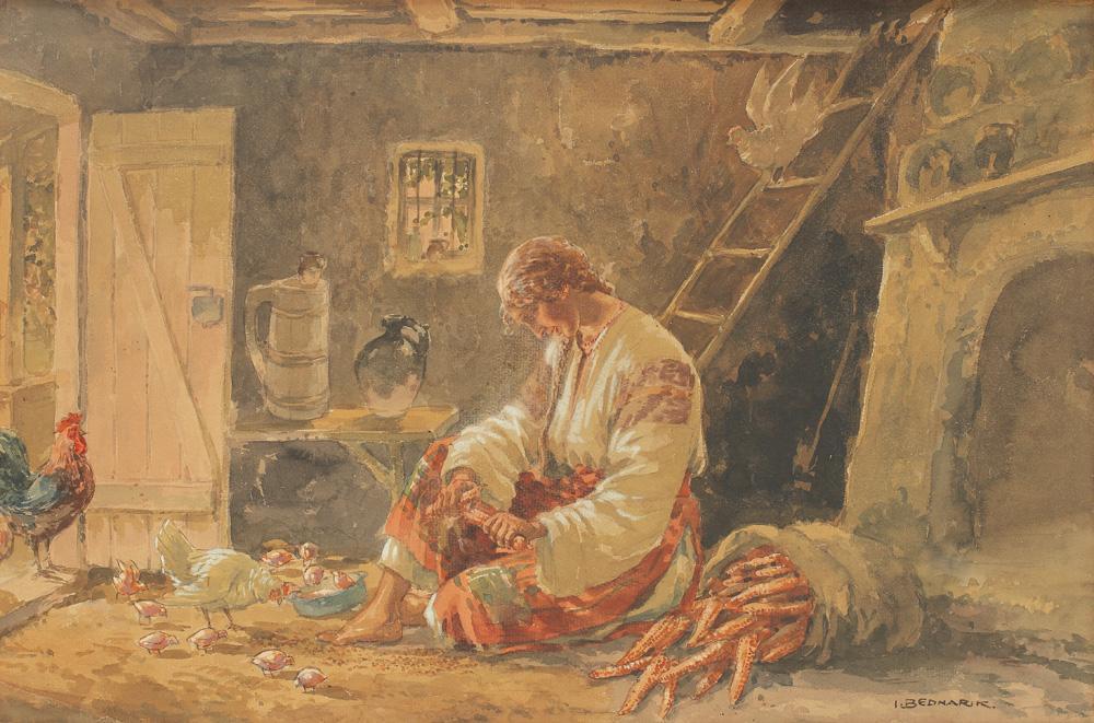 Ignat Bednarik - La gura vetrei