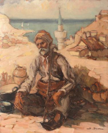 Ioan Isac - Negustor la Balcic