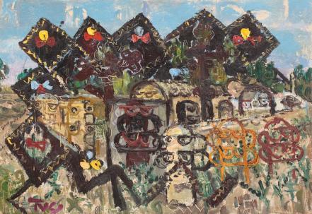 Ion Ţuculescu - Adevăr şi poezie la Mangalia