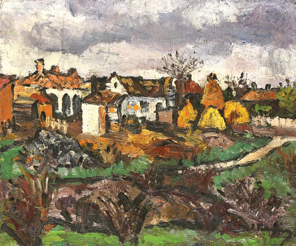 Ion Ţuculescu - Costineşti
