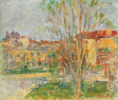 Ion Musceleanu - Primăvara în Pangratti