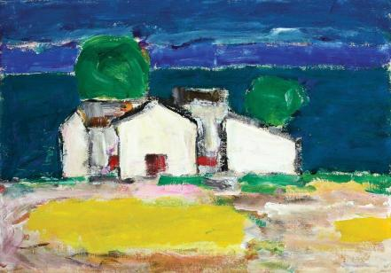 Ion Pacea - Case la mare