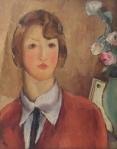Ion Theodorescu-Sion - Fata in rosu