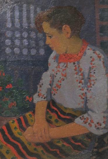 Ion Theodorescu-Sion – Fata sezand