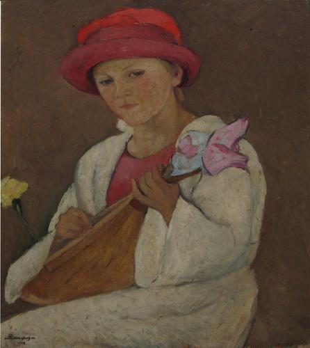 Ion Theodorescu-Sion - Lectia de mandolina