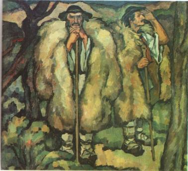 Ion Theodorescu-Sion - Mocani