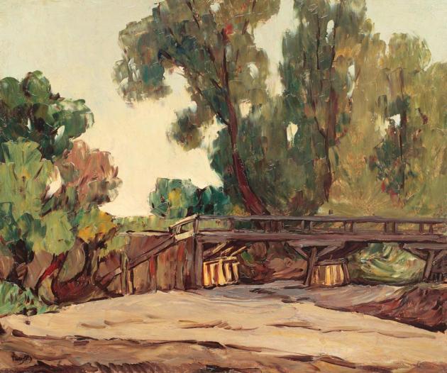 Ion Theodorescu-Sion - Peisaj de toamnă