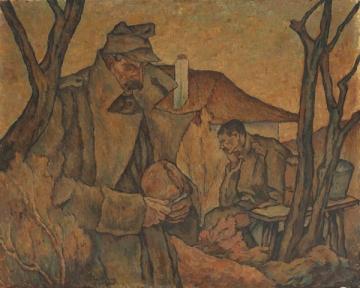 Ion Theodorescu-Sion - Soldatii