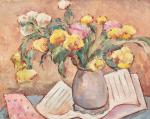 Ion Theodorescu-Sion - Vas cu trandafiri