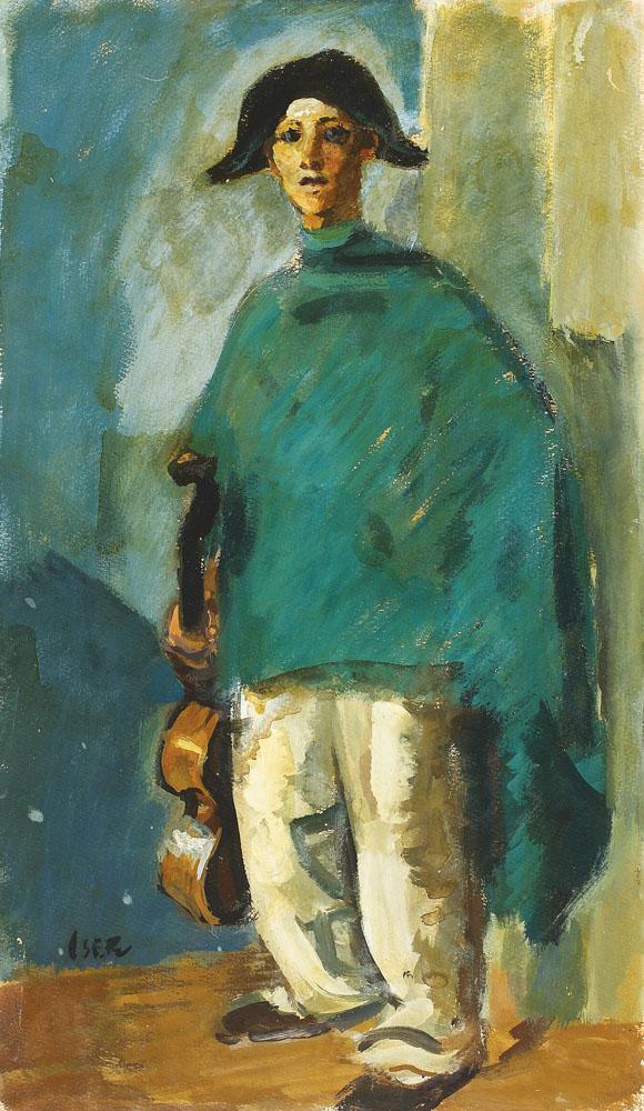 Iosif Iser - Arlechin