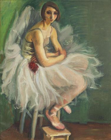 Iosif Iser - Baletistă