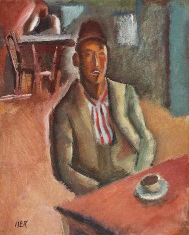 Iosif Iser - Turc la cafenea