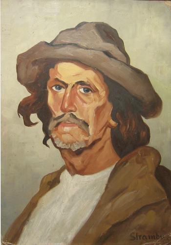 Ipolit Strambu - Portretul unui taran