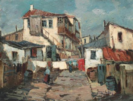 Jean Cheller - Colț de mahala