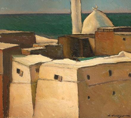 Leon Biju - Port egiptean