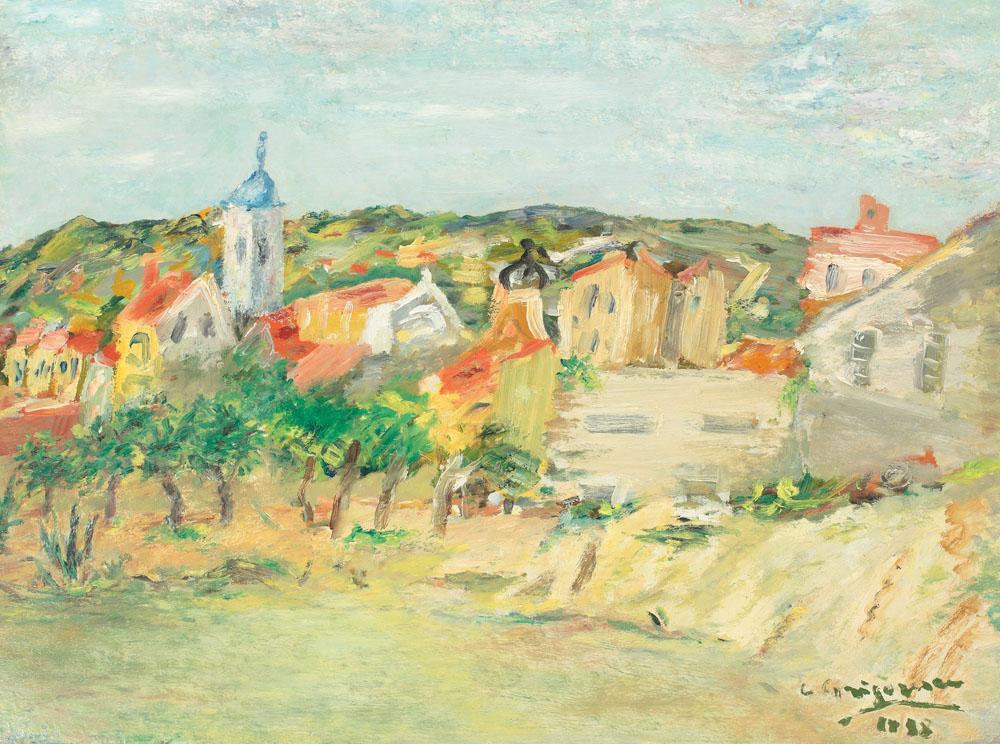 Lucian Grigorescu - Case la Medgidia