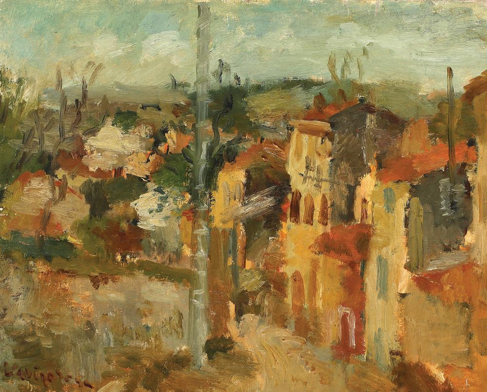 Lucian Grigorescu - Peisaj din Balcic.