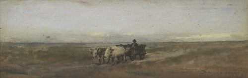 Ludovic Bassarab - Car cu boi