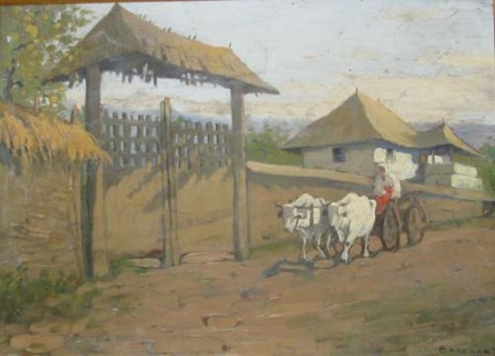 Ludovic Bassarab - Pe ulita satului