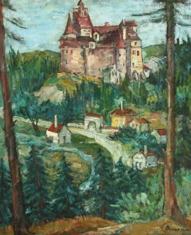 Marius Bunescu - Castelul Bran