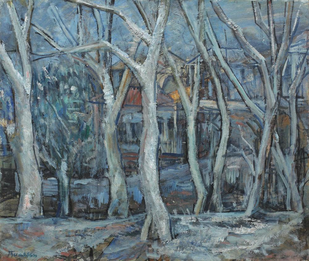 Marius Bunescu - Hanul din pădure