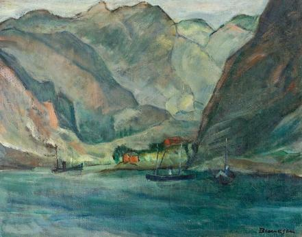 Marius Bunescu - Port scandinav