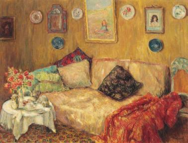 Nicolae Grant - Interior boieresc