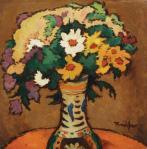 Nicolae Tonitza - Ulcică cu flori de câmp