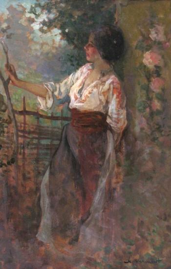 Nicolae Vermont - Asteptare