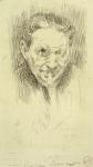 Nicolae Vermont - Autoportret